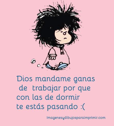 Nuevas frases de Mafalda - Imagui