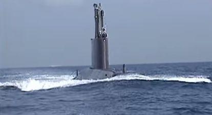 Gambar kapal selam tercanggih milik Indonesia