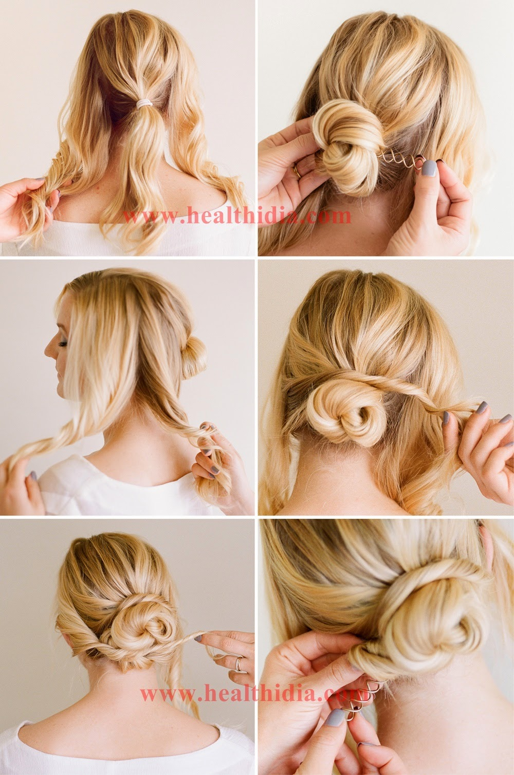Awesome 14 Pretty And Easy Hairstyles