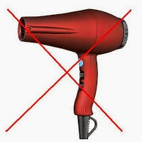 hair dryer