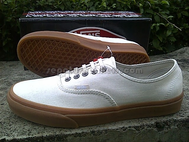 sepatu vans authentic cream gsi original