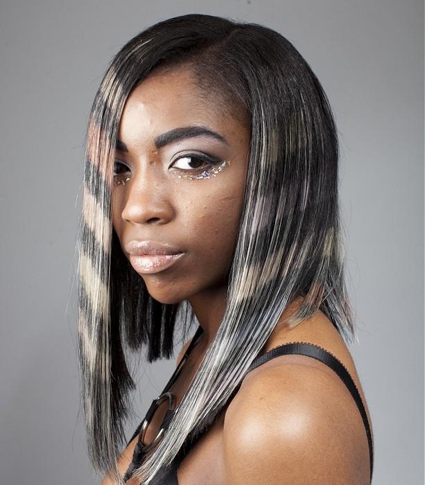 lacio son la ltima tcnica que arrasa en la moda del cabello aqu las mejores imgenes de corte de pelo y peinados para mujeres con el cabello lacio