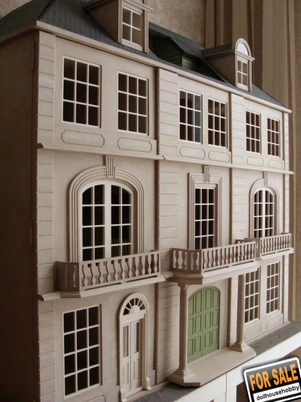 Poppen huizen for Poppenhuis te koop