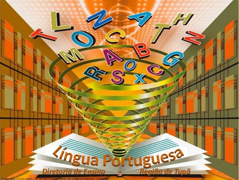 LÍNGUA PORTUGUESA - TUPÃ
