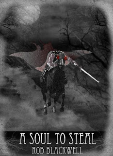 Review: A Soul To Steal by Rob Blackwell