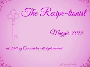 Le vostre ricette di Maggio