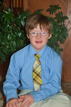 David, age 9