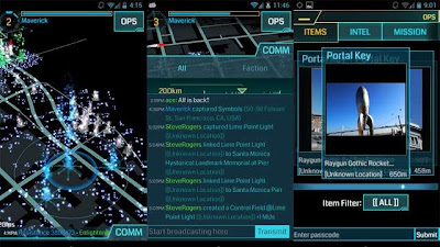 Ingress:When the game becomes the real life