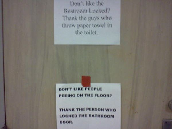 30 Funny Passive Aggressive Signs, funny passive aggressive notes, passive aggressive quotes pictures