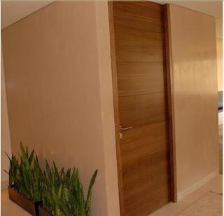 Fotos y dise os de puertas puertas pentagono precios for Precios de puertas de madera economicas
