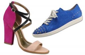 Coleção calçados Bottero Alto Astral 2015
