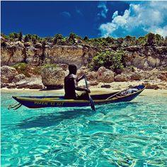 Paysage d'Haïti
