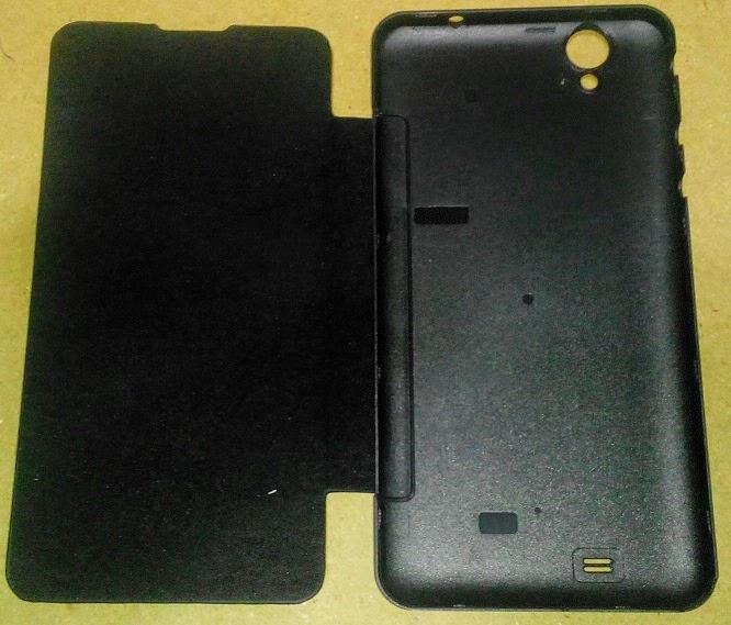 Jual Flip Cover Case Smartfren Andromax i3 Hisense version Magnet Free ...