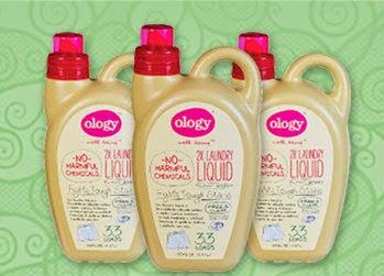 ology detergent