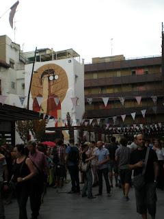 Market Re Place Zaragoza en Plaza de las Armas