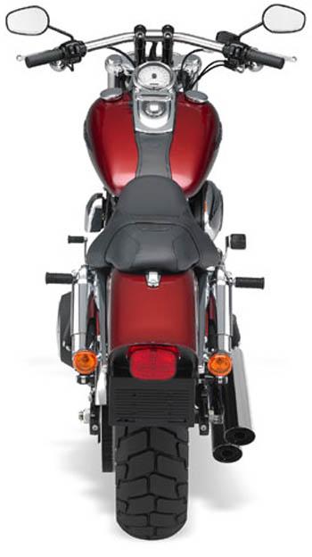 Harley-Davidson FXDF Dyna Fat Bob, 2009