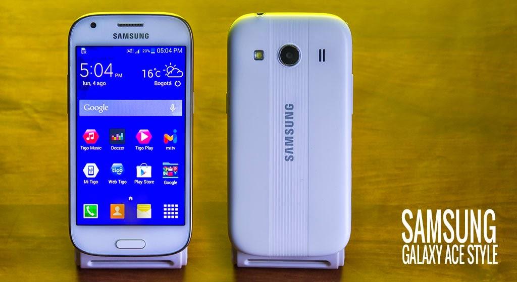Samsung Galaxy Ace Style LTE Telah Dilancarkan