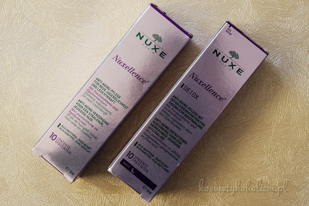 NUXE | Nuxellence® DETOX | Nuxellence® ECLAT