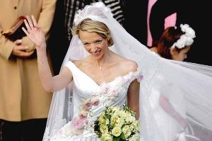 ten most expensive weddings Delphine Arnault and Alessandra Vallarino Gancia