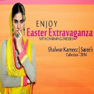 Indian Shalwar Kameez & Saree's
