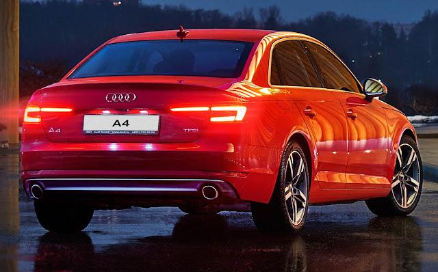 Audi A4 x BMW Série 3 x Mercedes Classe C