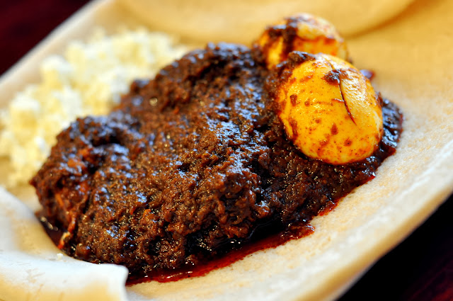 Minchet Abish Wot - Mariam's Restaurant - Allentown, PA | Taste As You Go