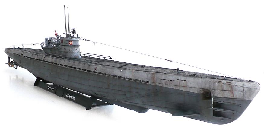 подводная лодка 875 проекта