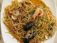 Spaghetti allo Scoglio, Lerici