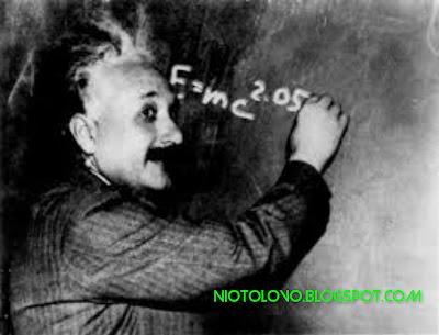 Misteri Rumus E=mc2 Einstein Akhirnya Terpecahkan