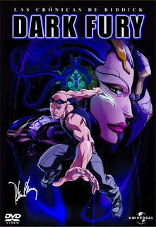 Las Cronicas de Riddick: Dark Fury (2004) Online