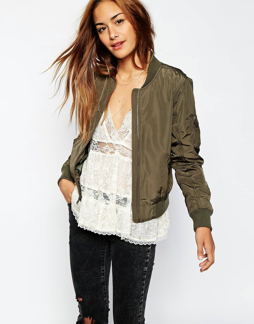 abercrombie fitch khaki jacket, abercrombie fitch bomber coat,