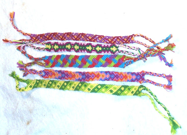 String Bracelet Patterns7