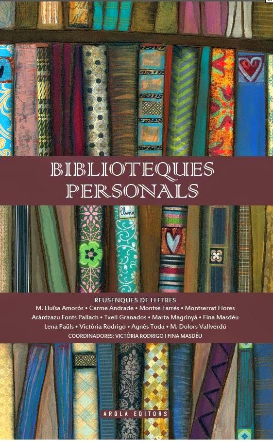 <i>Biblioteques personals</i><br>Arola Editors, 2014