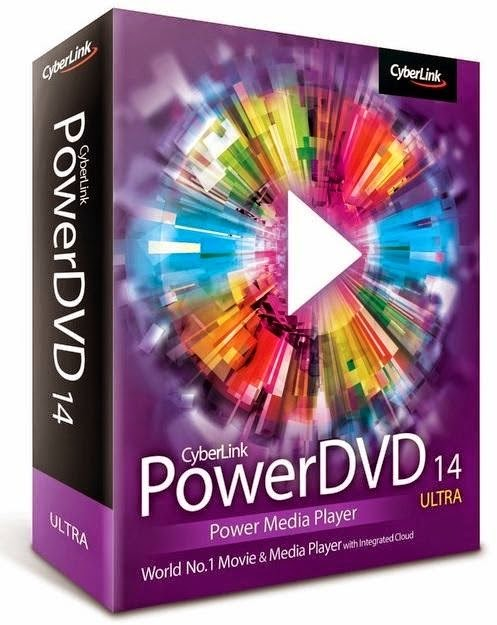 CyberLink PowerDVD Ultra 14 Image