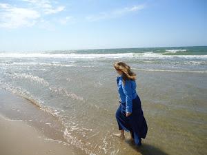 De zilte zee