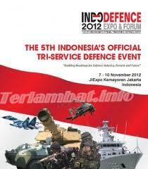 Foto Indo Defence 2012