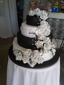 bolo preto e branco 2