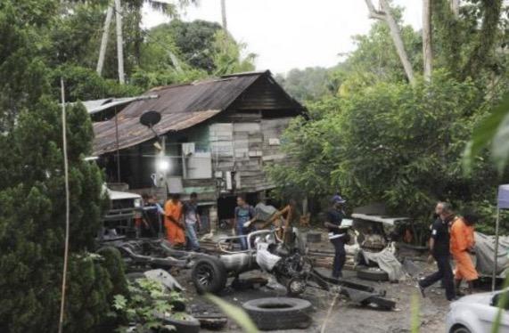 Perkembangan kes pembunuhan kejam di Tapah