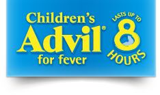 childrens advil logo