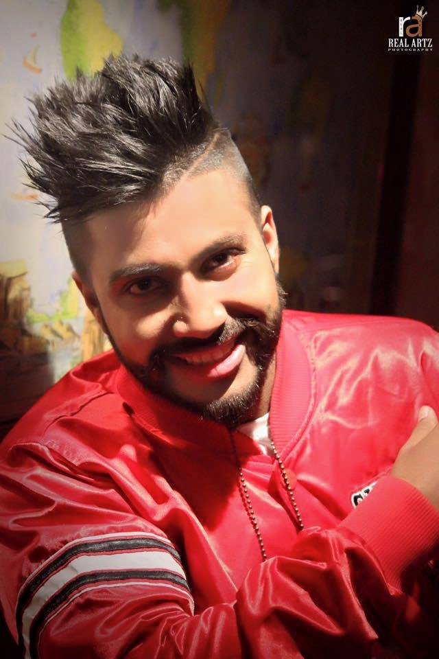 Sukhe Muzical Doctorz Tall Pomp With High Fade Hairstyle