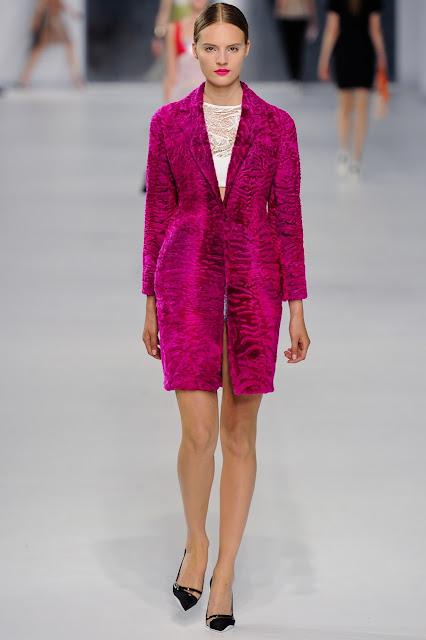 Christian Dior Paris Fashion Week Vogue