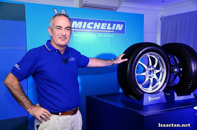 The Michelin Primacy 3 ST Officially Launched In Malaysia