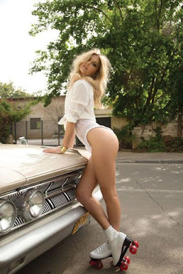 Bar Refaeli hot sexy poses for Laisha Magazine Photoshoot May 2015