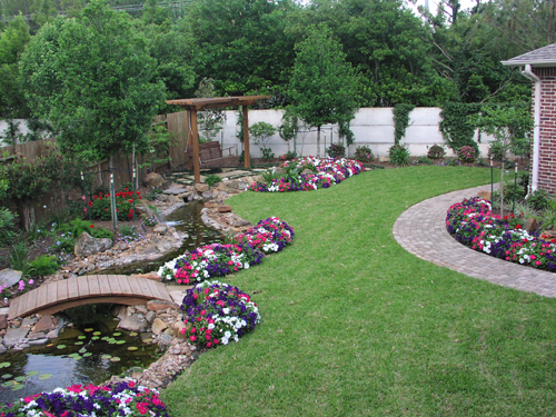 Enhance Your Home Garden By