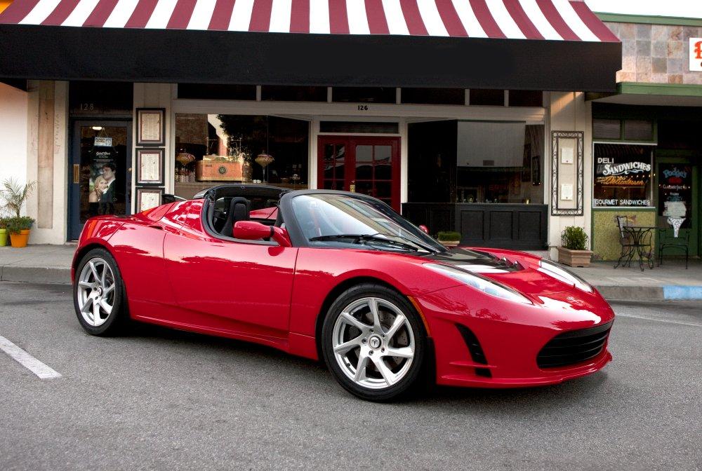 car barn sport tesla roadster sport 2 5. Black Bedroom Furniture Sets. Home Design Ideas