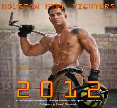 bomberos Houston