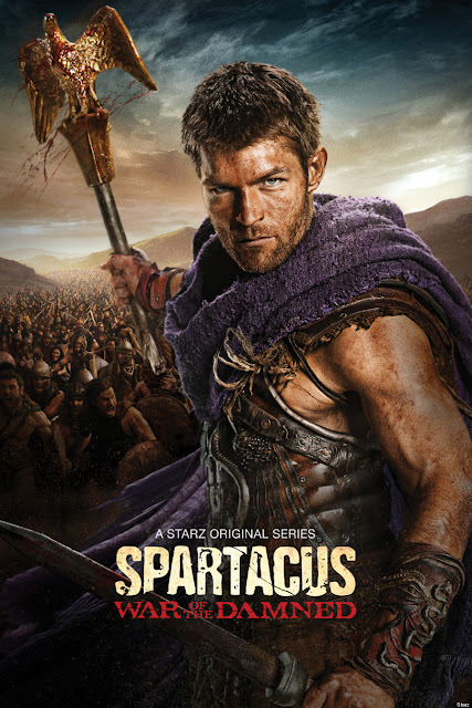 Spartacus War of the Damned 3×01 Enemies of Rome