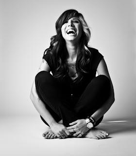 Music and Feet: Christina Perri