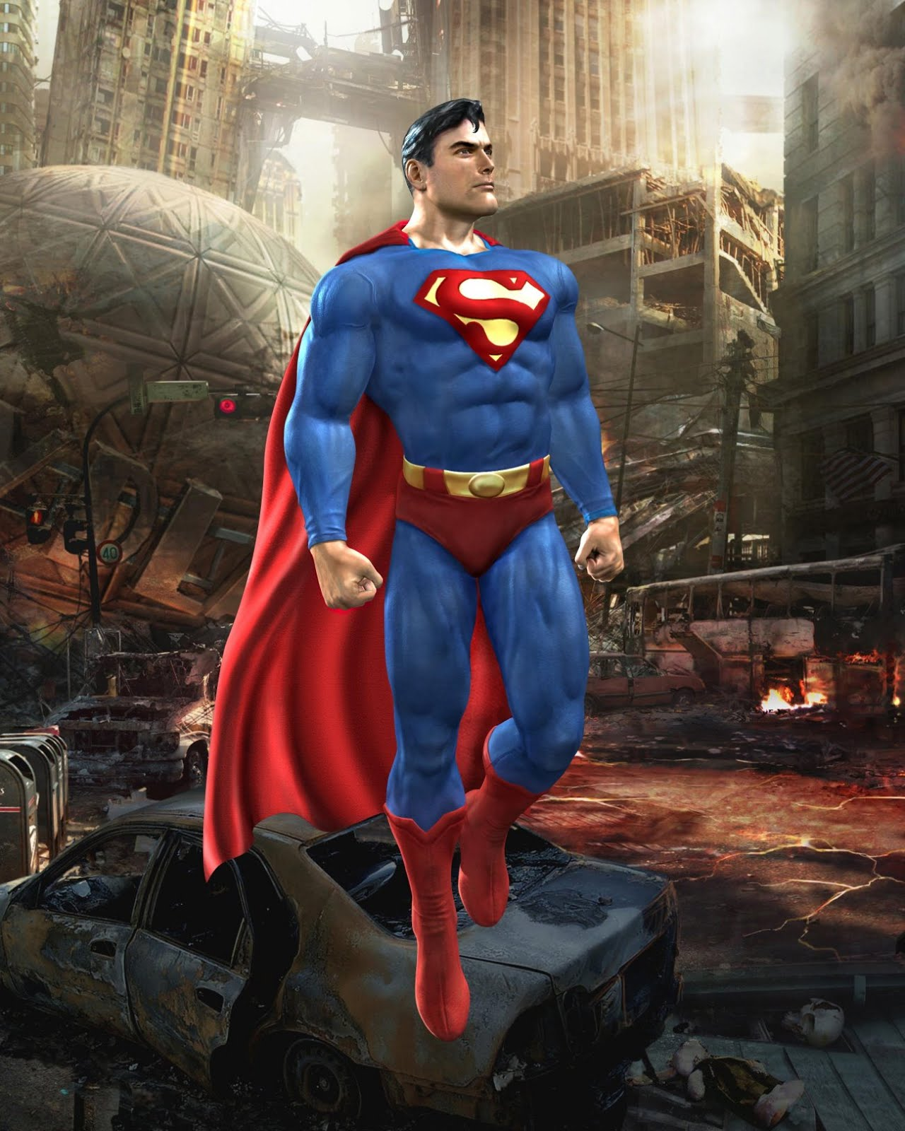 Top Superhero Wallpaper: Superman