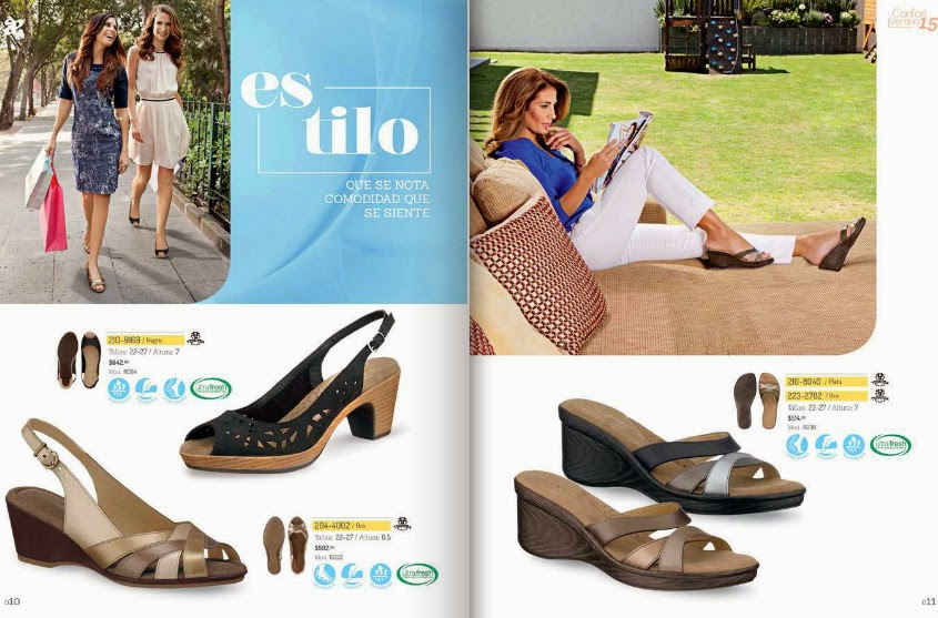 Catalogo Andrea Confort 2015 Verano on avon catalogo online